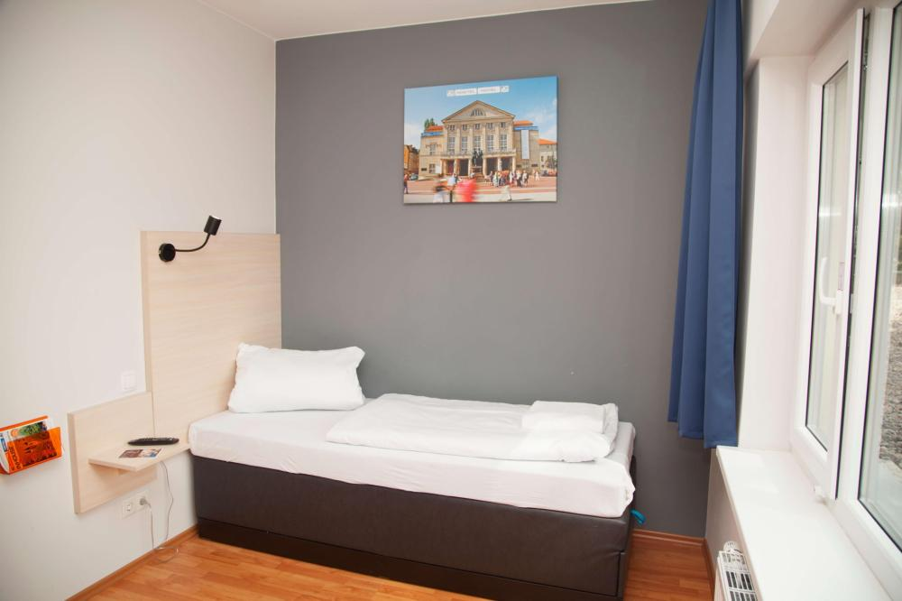 A & O Weimar Chambre simple