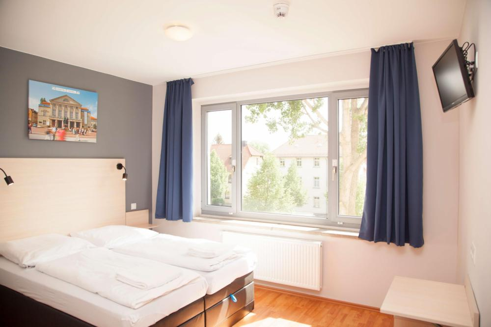A & O Weimar Chambre double