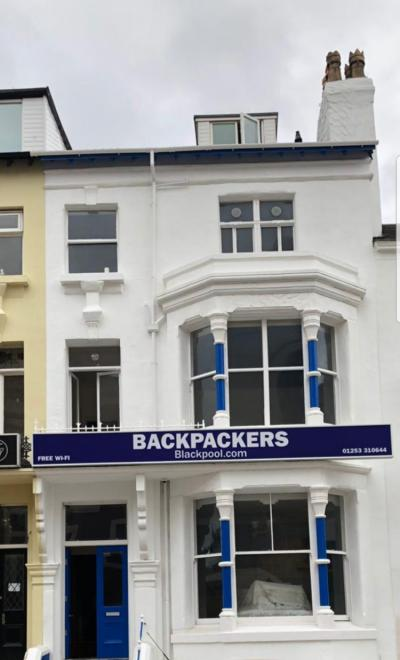 Auberges de jeunesse - Hostel Backpackers Blackpool
