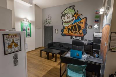 Auberges de jeunesse - Hostel The MadHouse Prague
