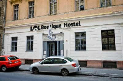 Auberges de jeunesse - LOL Boutique Hostel