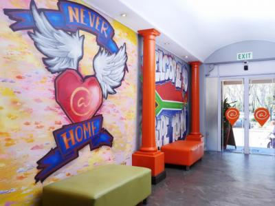 Auberges de jeunesse - Hostel Never @ Home Cape Town