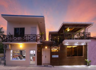 Auberges de jeunesse - Hostel Sea Retreats Thulusdhoo