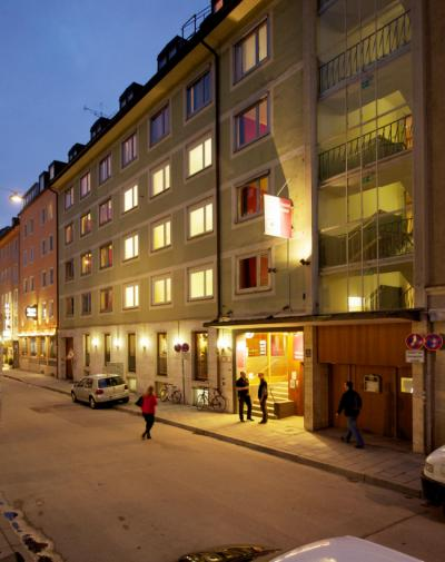 Auberges de jeunesse - THE 4YOU Hostel & Hotel Munich